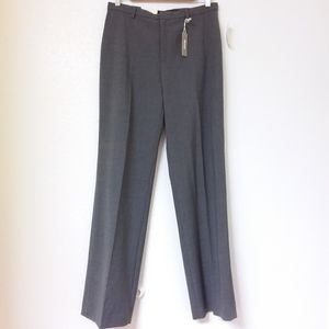 NWT GAP Classic Fit Trouser Gray Wool Stretch Pant